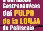 II Jornadas Gastronómicas del Pulpo, Peñiscola
