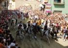 Entrada de toros y caballos, Segorbe